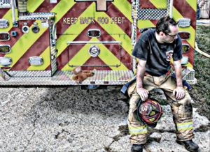 mental health issues first responders